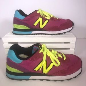 Size 8.5 New Balance 515 classic sneakers